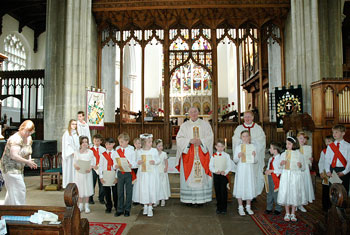First Holy Communicants - 2011